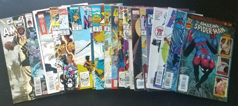 25 Marvel Comic Books Gift Bundle Blind Bag  Lot