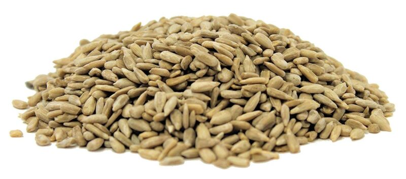 Sunflower Seeds Natural Unsalted Kernels by Its Delish, 5 lbs