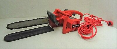 Boxed Sovereign Chainsaw YT4334-01 1800W 40cm Electric Chain Saw Homebase 314229
