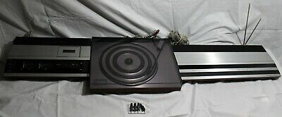 Bang & Olufsen  B&O  BeoGram 1600 Turntable, Beomaster 1900 Receiver , Tape deck