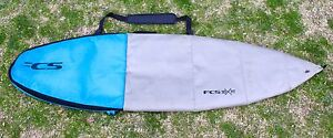 "Board Bag, FCS 3D X Fit Dayrunner 6'3"" City Beach Cambridge Area Preview"
