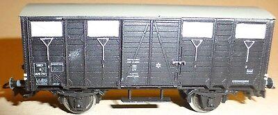 SNCF Cerrado G-Wagen Coche de Alquiler SBB Suizo Bundesbahn H0 1:87 HE3...