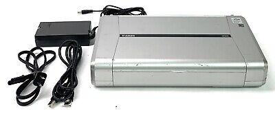 Canon K10296 Pixma IP100 Inkjet Color Portable Printer (Drucker Portable)