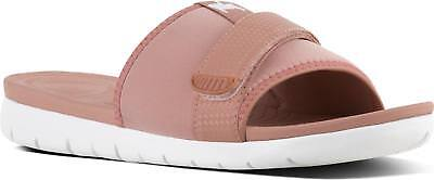 15e60b1b8da15c FitFlop™ NEOFLEX™ Ladies Womens Summer Beach Sliders Mules Sandals Dusky  Pink