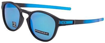 Oakley Latch Sunglasses OO9265-1853 Sapphire Fade | Prizm Sapphire Polarized NIB
