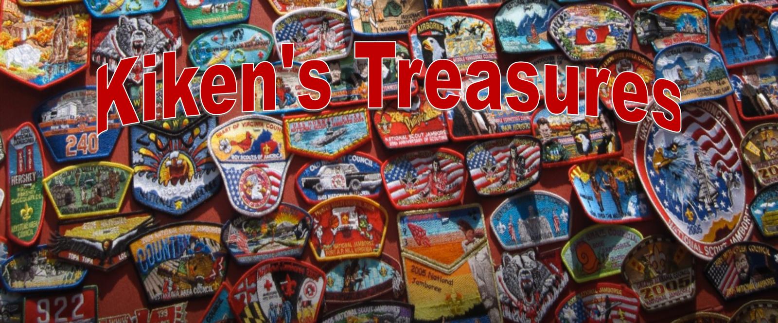 Kiken's Treasures