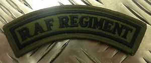 Genuine-British-Army-RAF-ROYAL-AIR-FORCE-REGIMENT-Shoulder-Patch-Brand-NEW