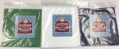 - Cambridge Cross Stitch Fabrics Hardanger 22 - 12