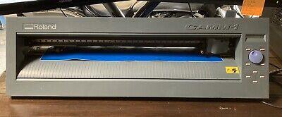 Roland Camm-1 Vinyl Cutterplotter Good Condition