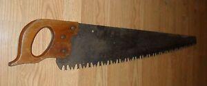 Antique Logging Saws Ebay