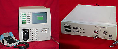Alcon Surgical Accurus 600ds Phacoemulsifier Light Source