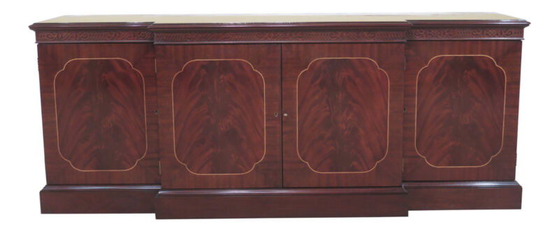 30733EC: CENTURY Sutton Collection Mahogany Sideboard Buffet