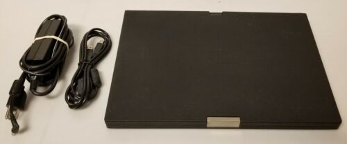 """mmt FMP154A Mobile Monitor to Go Portable 15.4"""" With Power & USB"""