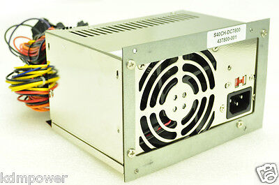 480w Replace Power Supply For Hp Compaq Dc7800p 437358-001 - Free Priority Ship