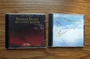 FS: Chris De Burgh CDs London Ontario image 5