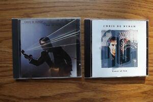 FS: Chris De Burgh CDs London Ontario image 4