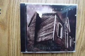 "FS: 1997 (Iron Music) Corey Ellis ""Last Great Alibi"" CD"