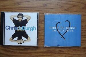 FS: Chris De Burgh CDs London Ontario image 7