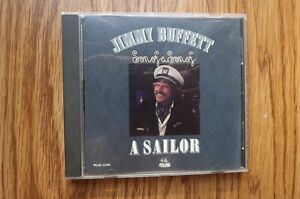 "FS: 1978 MCA Jimmy Buffett ""Son Of A Son Of A Sailor"" CD London Ontario image 1"