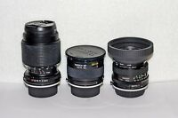 Tamron 28mm 2.5 Adaptall-2  for Pentax Canon Sony Nikon Olympus