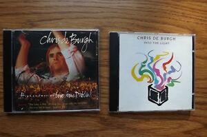 FS: Chris De Burgh CDs London Ontario image 3