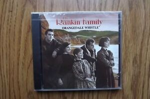 "FS: 1992 The Rankin Family ""Orangedale Whistle"" Promotional CD London Ontario image 1"