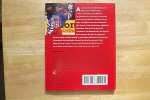 "FS: 1999 Wayne Gretzky ""The Great Goodbye"" Book London Ontario image 2"