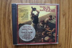 """FS: 1997 """"Take Me Out To The Ballgame"""" 2-CD Set with Action Hist London Ontario image 1"""