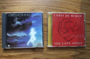 FS: Chris De Burgh CDs London Ontario image 6