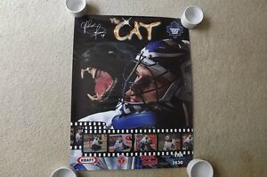 "FS: Felix Potvin ""The Cat"" (Kraft Canadian Food Issue) Sheet London Ontario image 1"