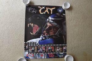 "FS: Felix Potvin ""The Cat"" (Kraft Canadian Food Issue) Sheet London Ontario image 1"