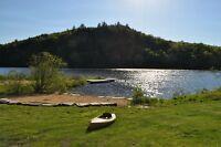 BEAUTIFUL, PRIVATE, WATERFRONT GETAWAY - lake of bays - dwight