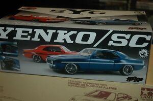1/18 GMP Street Fighter Yenko Camaro S/C Blue or Red