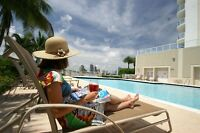 CONDO LUXUEUX SUNNY ISLES BEACH RIVIERA FLORIDIENNE