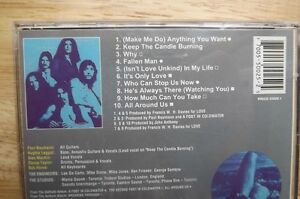 """FS: 1983 """"A Foot In Cold Water"""" 2-CD Set London Ontario image 2"""