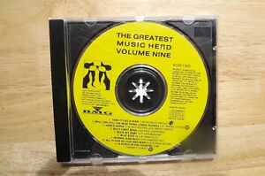 """FS: R&R - C&W Radio Station """"Promotional"""" CDs PART ONE London Ontario image 3"""