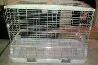 Bird cage--big and clean - OBO