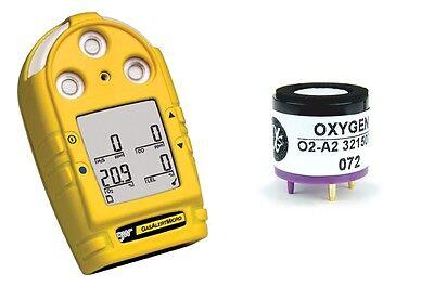 New O2-a2 Oxygen Sensor For Bw Technologies Gasalert Micro 0918