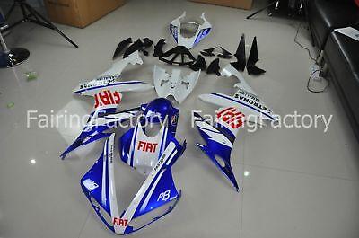 04 05 06 Yamaha R1 FIAT fairings bodywork in USA new