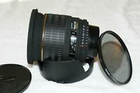 Extra wide angle Sigma ( FOR NIKON MOUNT )