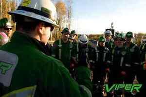 Oilfield Training Programs (Make up to $90,000)