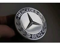 Mercedes-Benz wheel center cap 4pcs New