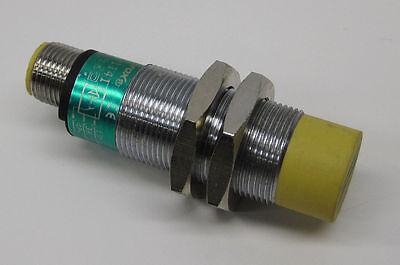 Turck Uprox Inductive Sensor Sn 12mm Ni12u-m18-ap4x-h1141