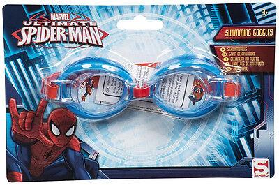 Disney Spiderman Schwimmbrille Taucherbrille Brille Wasser NEU und OVP