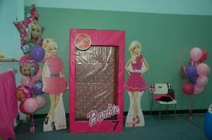 Barbie Birthday Stand-up Cutouts