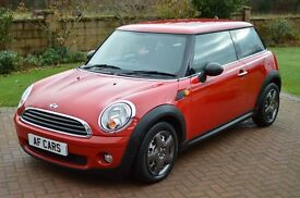 MINI HATCH ONE (red) 2009