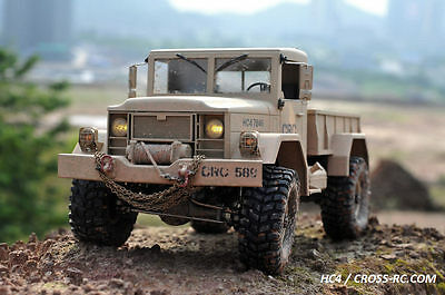 CROSS-RC Truck HC4 4x4 Kit 1:10