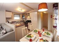 Private sale in heacham. Luxury Static caravan with decking.