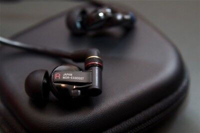 SONY MDR-EX800ST Canal Type In-ear Headphones Free shipping from Japan New