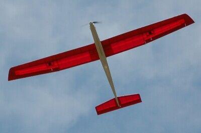 RC 2m 2000 mm Balsa Elektrosegler SFM HAWK Glider Motorsegler E-Segler SFMEP30